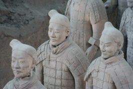 Terracotta Army in Xi'an