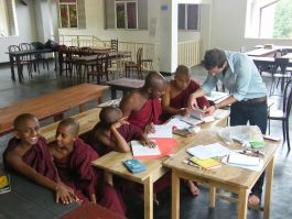 Teaching - Sri Lanka