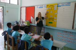Teaching - Thailand