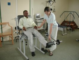 Physiotherapy in Ghana