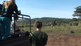 African Savannah Conservation in Kenya