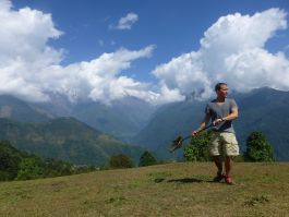 Himalayan Mountain Conservation in Nepal