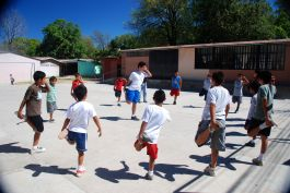 School Sports in Costa Rica