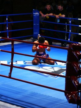 Mauy Thai boxing