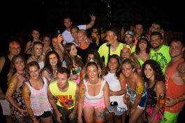 The Famous Full Moon Party