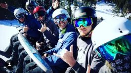 EA Ski & Snowboard Training Internship at Northstar Resort