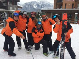 EA Ski & Snowboard Training Internship at Revelstoke Mountain Resort