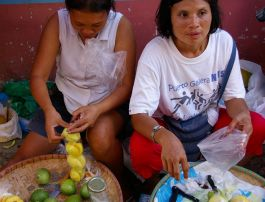 Phillippines preparing food 1