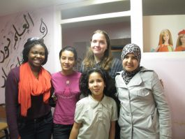 Womens Empowerment Programs with Love Volunteers!