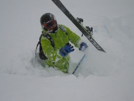 Improve your powder-skiing