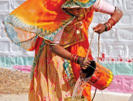 Rajasthan jaisalmer colourful