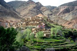 Trekking for 2 days in the High Atlas and the Berber valleys