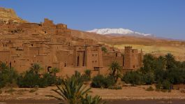 Visiting iconic kasbahs like Ait Ben Haddou, filming location of various movies and series