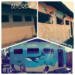 Before/After of 2015 school projects