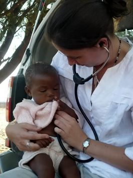 Namibia Medical Project