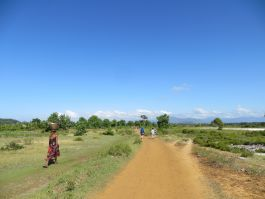 Experience life in rural Madagascar