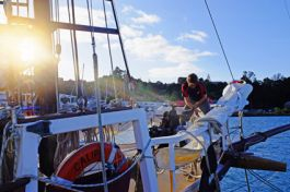 Sailing and Seamanship training